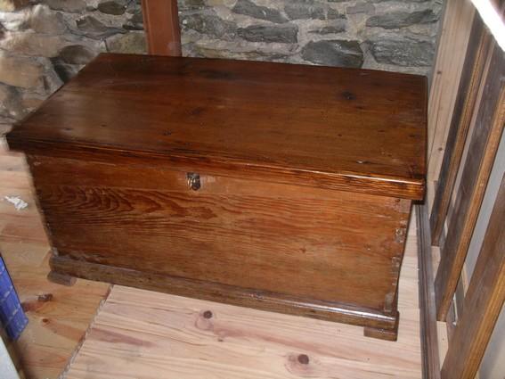 Catalogo de parag eros arcas y baules - Baules antiguos de madera ...
